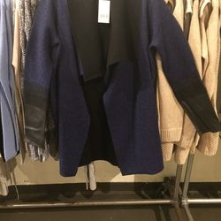 Sweater, size S, $119 (was $495)