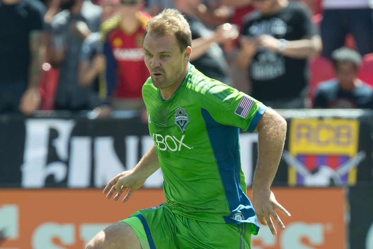 Chad Marshall earned the highest average, and thus Man of the Match, from Sounder at Heart readers for the 2-1 loss to Real Salt Lake.