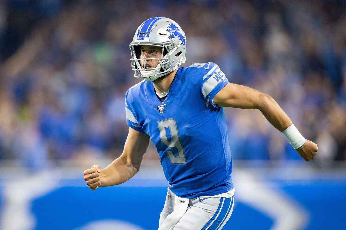 Detroit Lions Week 2 Song of the Game: 'Because I'm Me' by The Avalanches