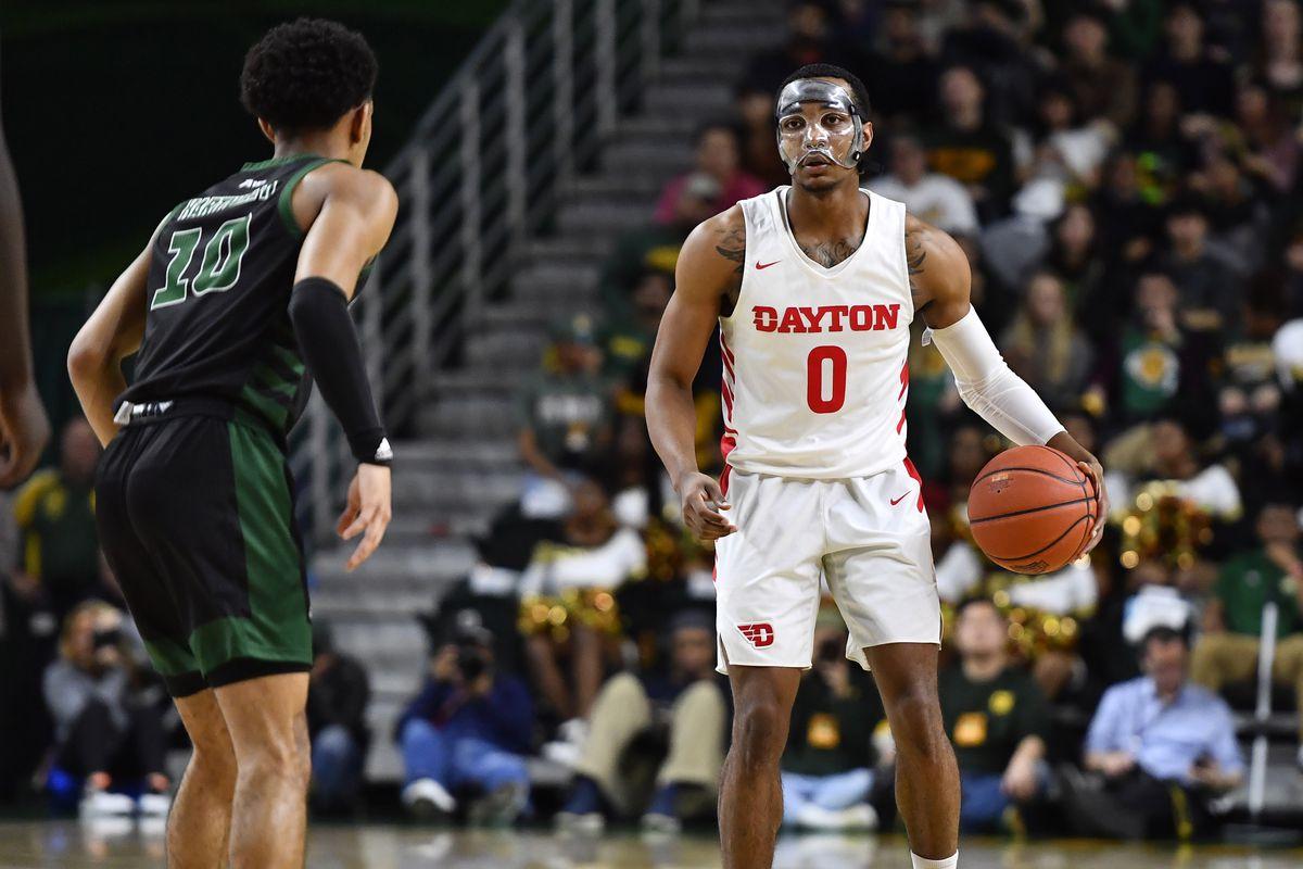 NCAA Basketball: Dayton at George Mason