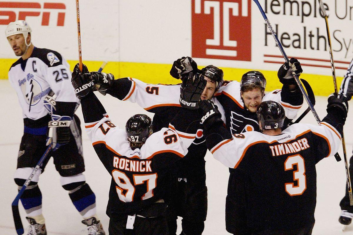 NHL Eastern Conference Finals: Lightning v Flyers