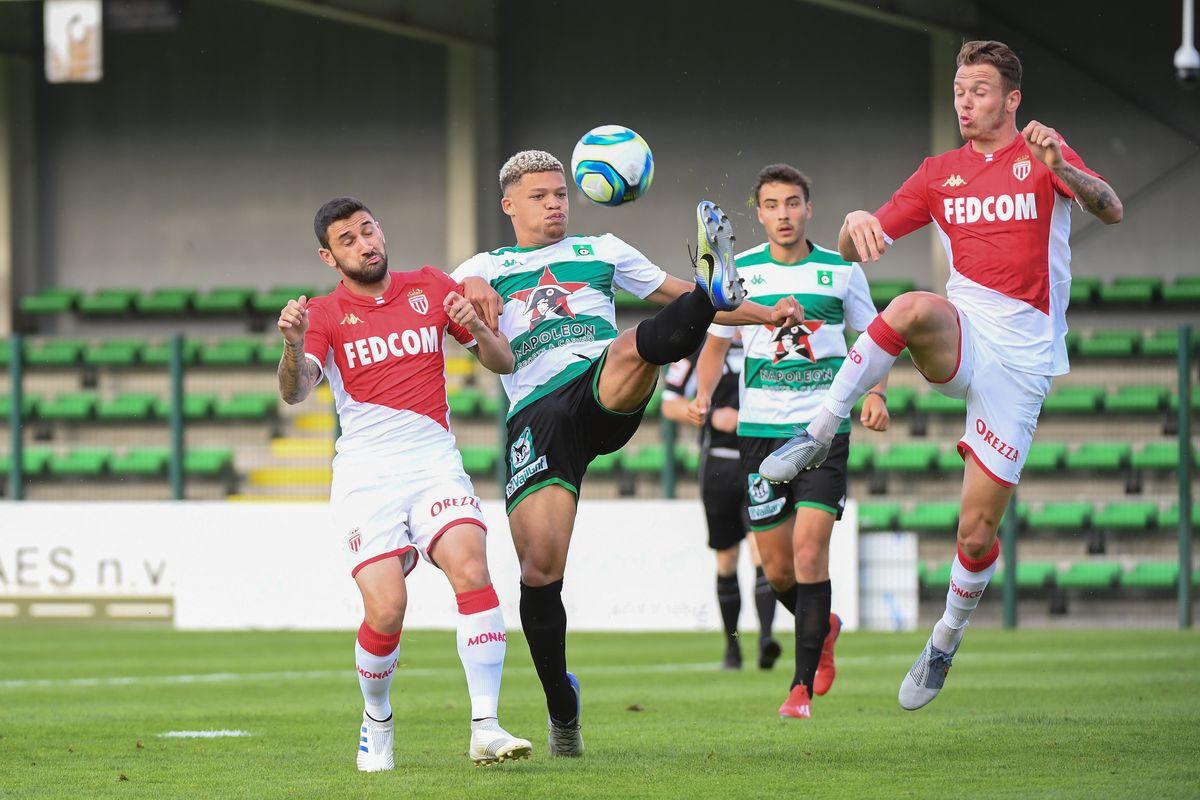 AS Monaco v Cercle Bruges - Friendly match
