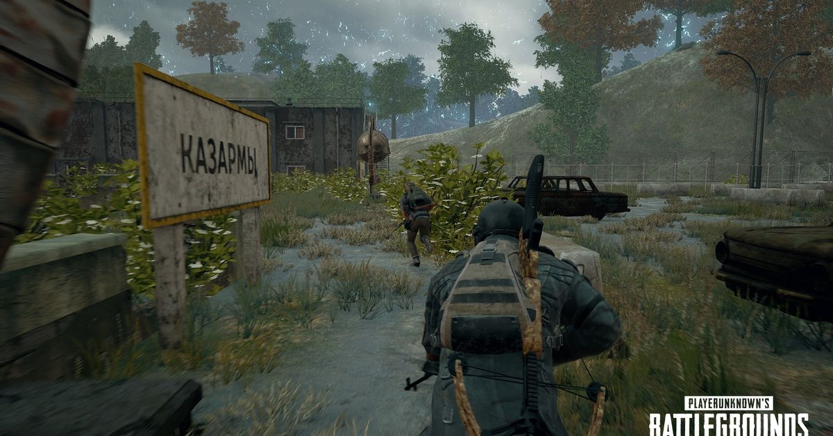 Pubgs Latest Patch Looks To Stop Cheaters Before They -5838