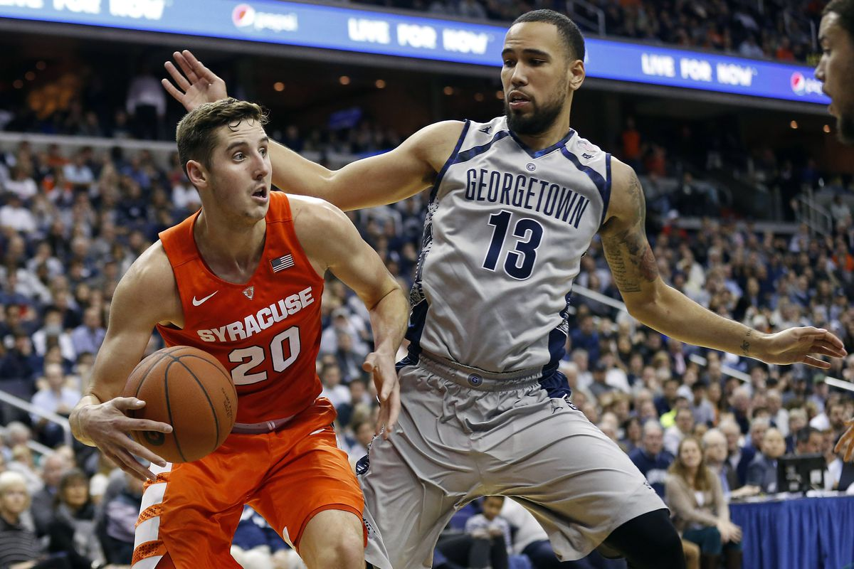 Syracuse, UConn & Georgetown All On Pace To Make History