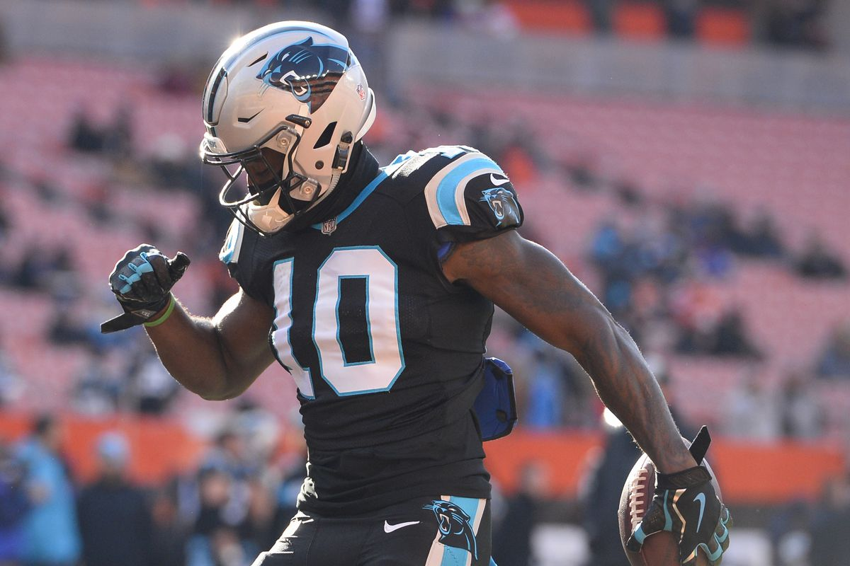 d5860038 Panthers WR Curtis Samuel will show us a whole new level this season ...