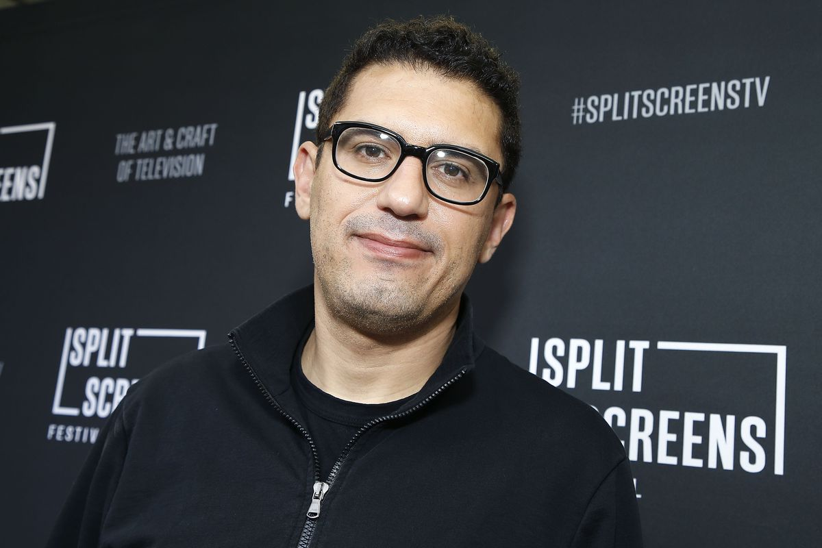 """""""Is It Safe? Sam Esmail On Mr. Robot, Homecoming And The Paranoid Thriller"""" - 2019 Split Screens TV Festival"""