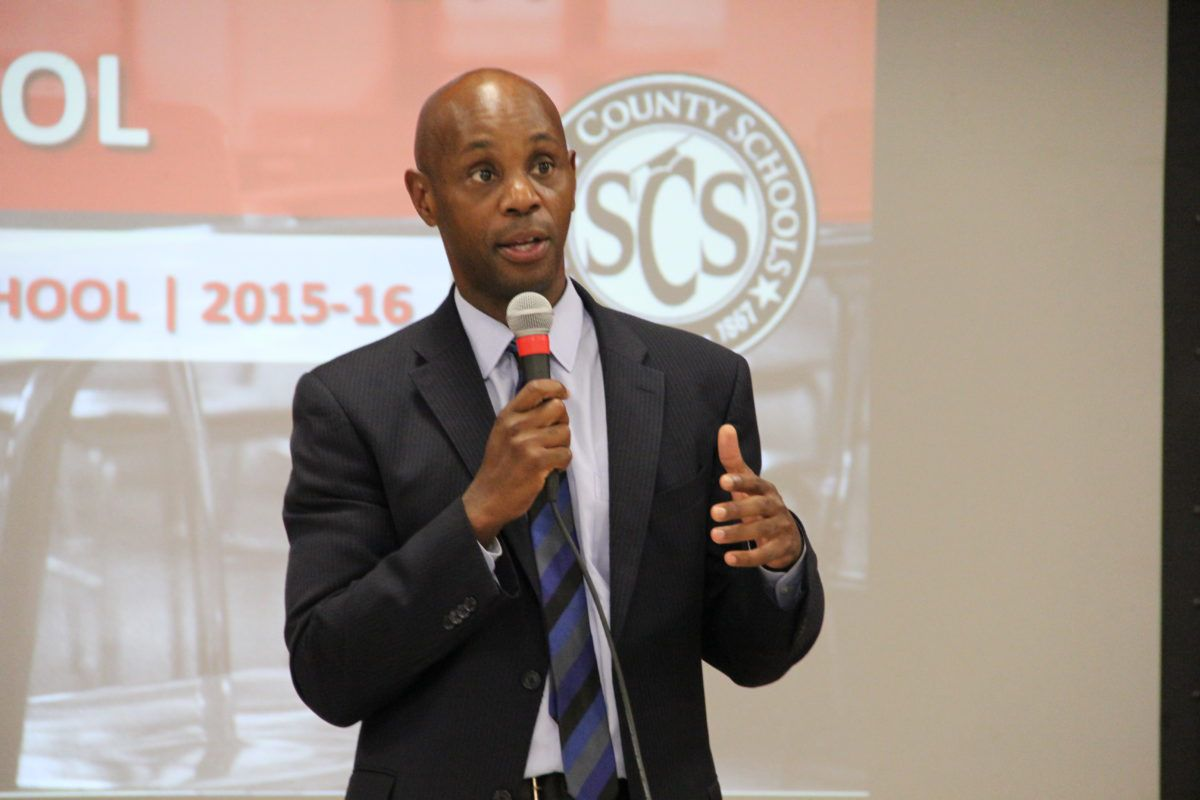 Dorsey Hopson is superintendent of Shelby County Schools in Memphis.