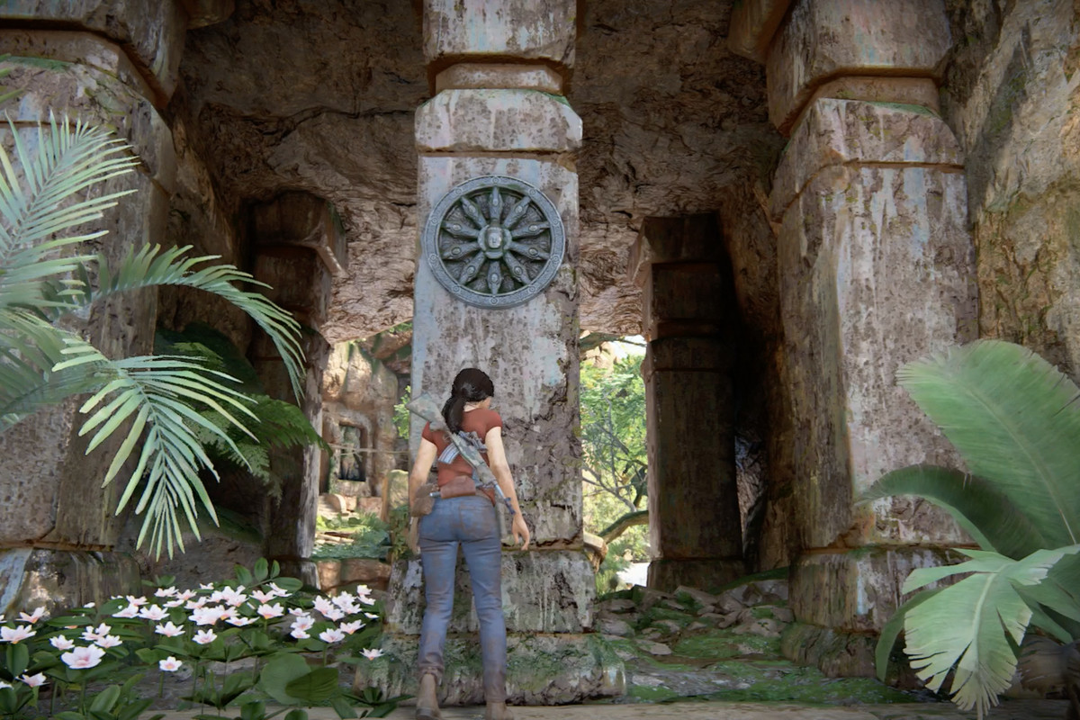 Uncharted The Lost Legacy Hoysala Tokens And Finding The