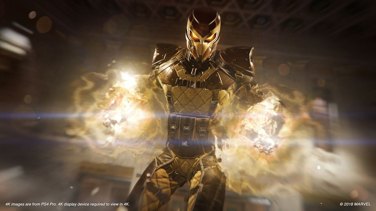 spider-man ps4 villains guide: vulture, shocker, electro and more