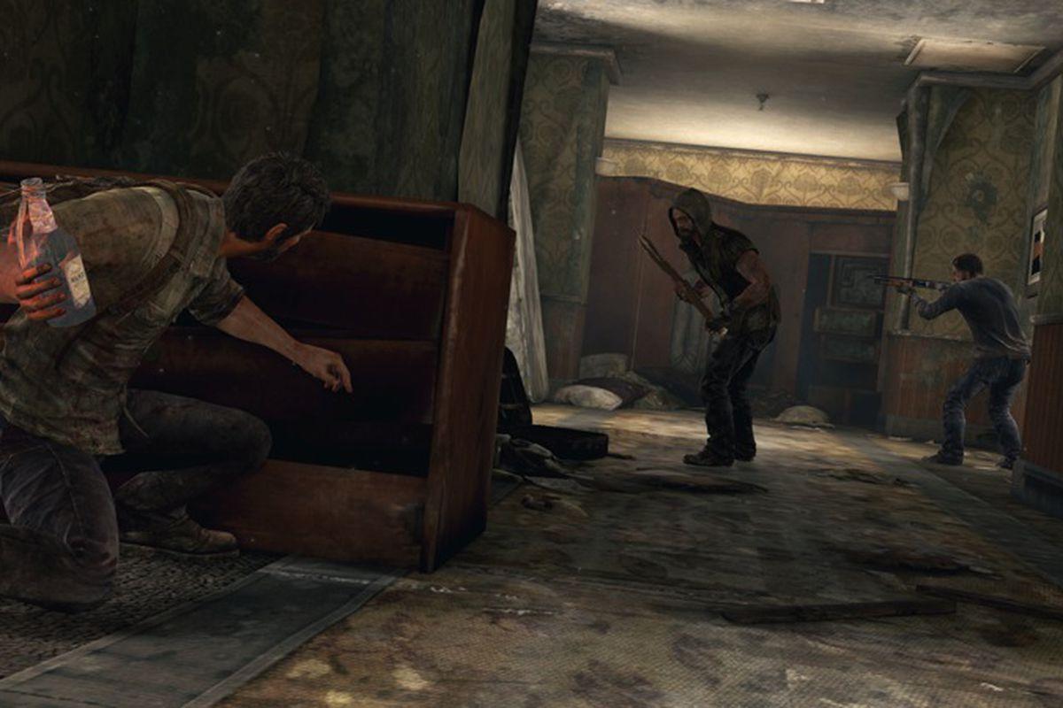 Gallery Photo: 'The Last of Us' Gamescom 2012 gallery