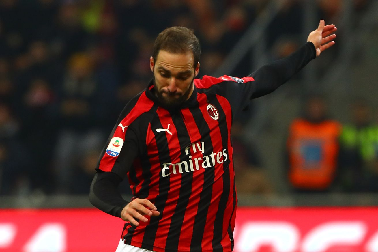 So it?s come to this: AC Milan?s Leonardo calls out Gonzalo Higuain in a press conference