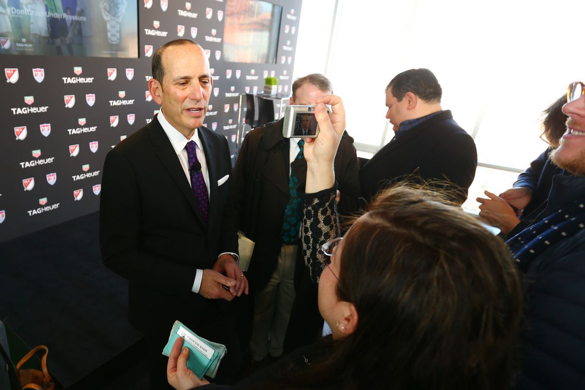 MLS: MLS Press Conference
