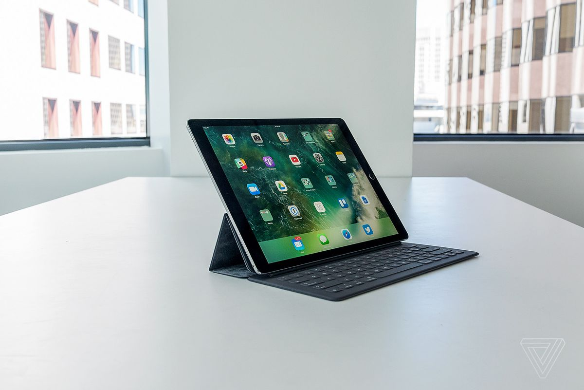 Ipad Pro 12 9 Review A Great Ipad One I Won T Buy The Verge