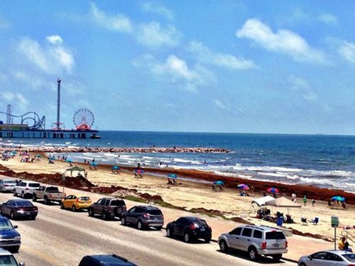View Of Pleasure Pier Photo Ehou