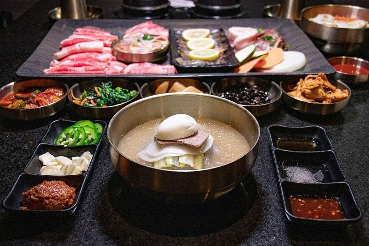 Mister Kim's Korean BBQ