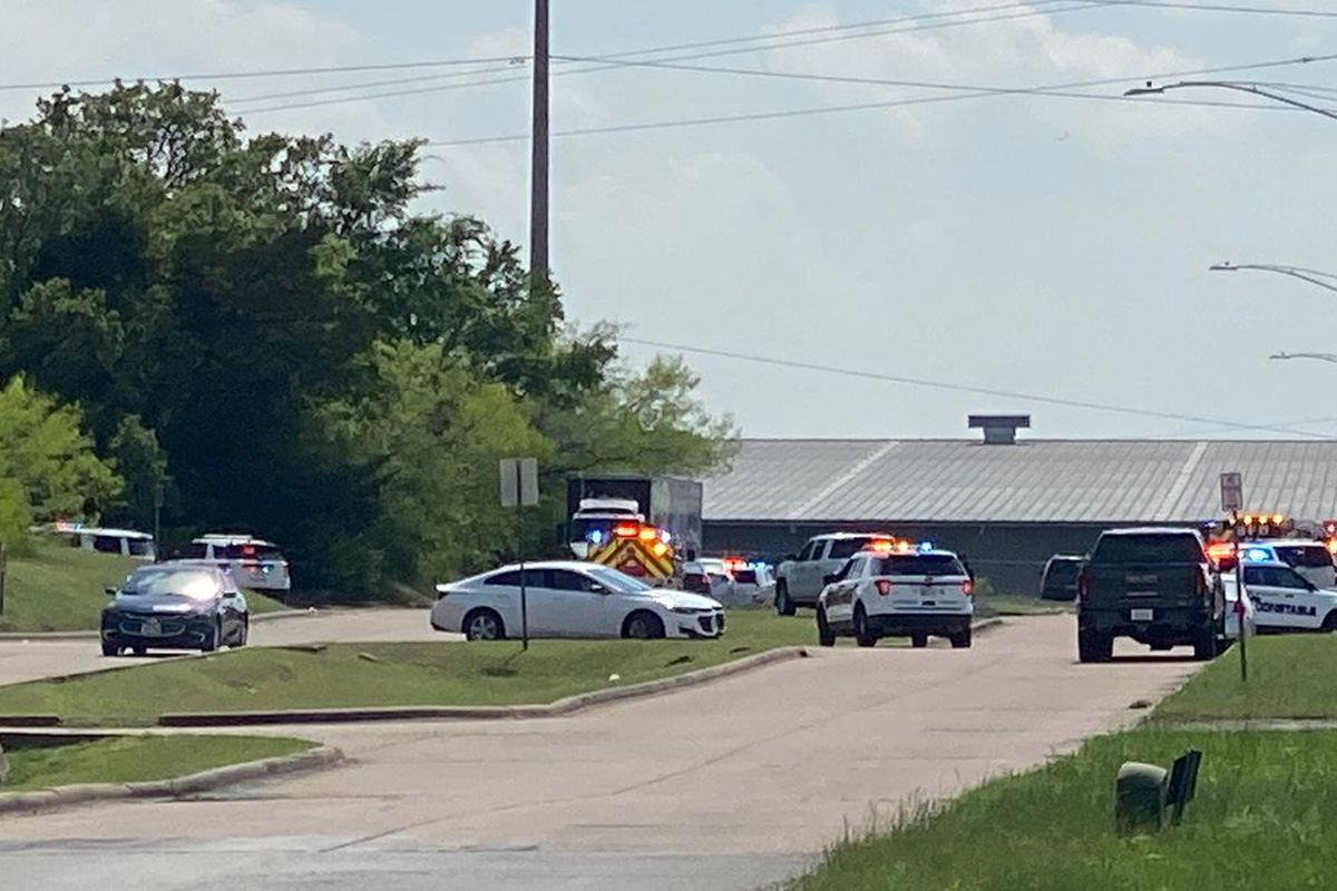 Shooting in Bryan, Texas