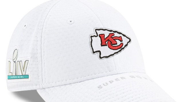 Chiefs Super Bowl gear is now available!