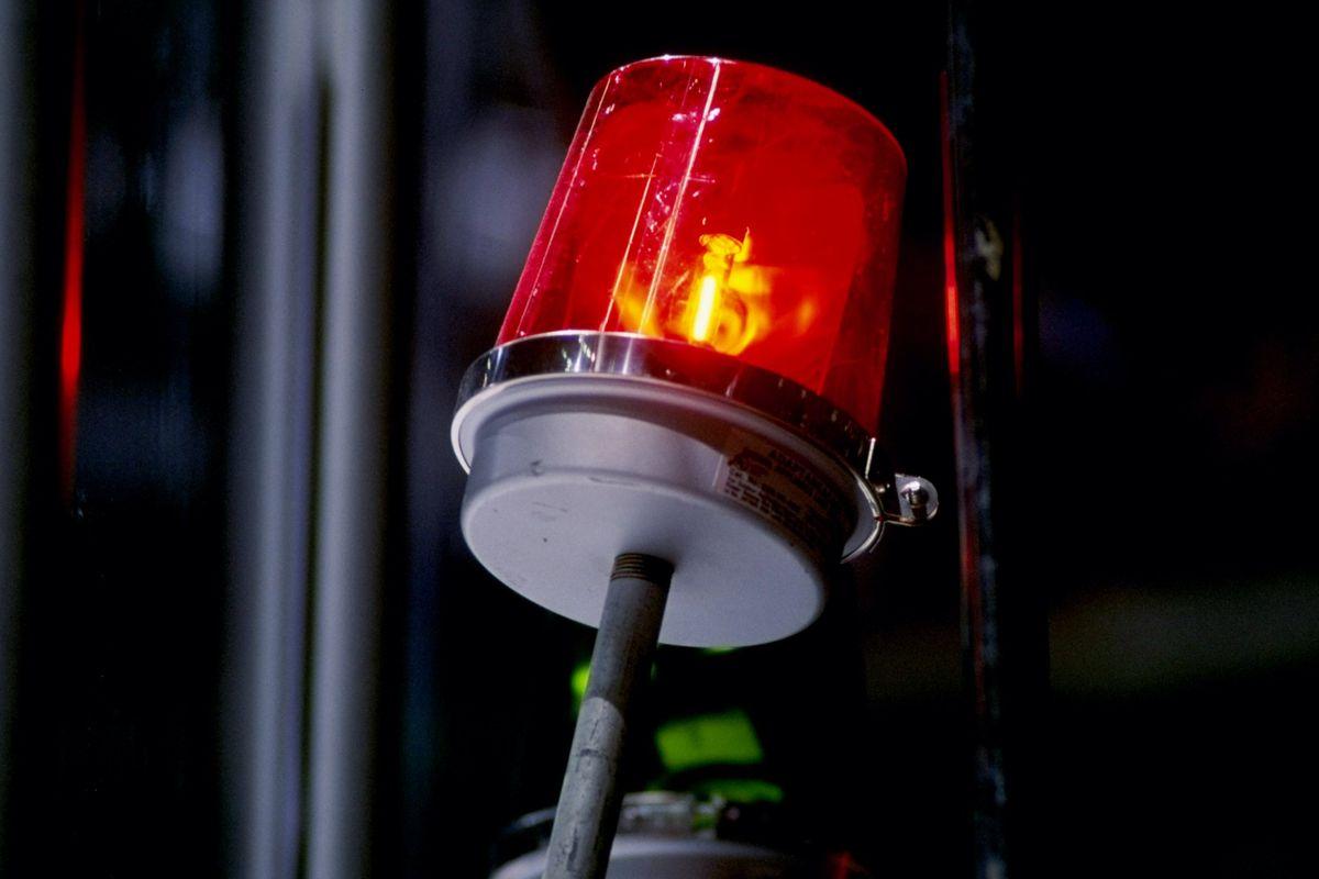 Red Goal Light