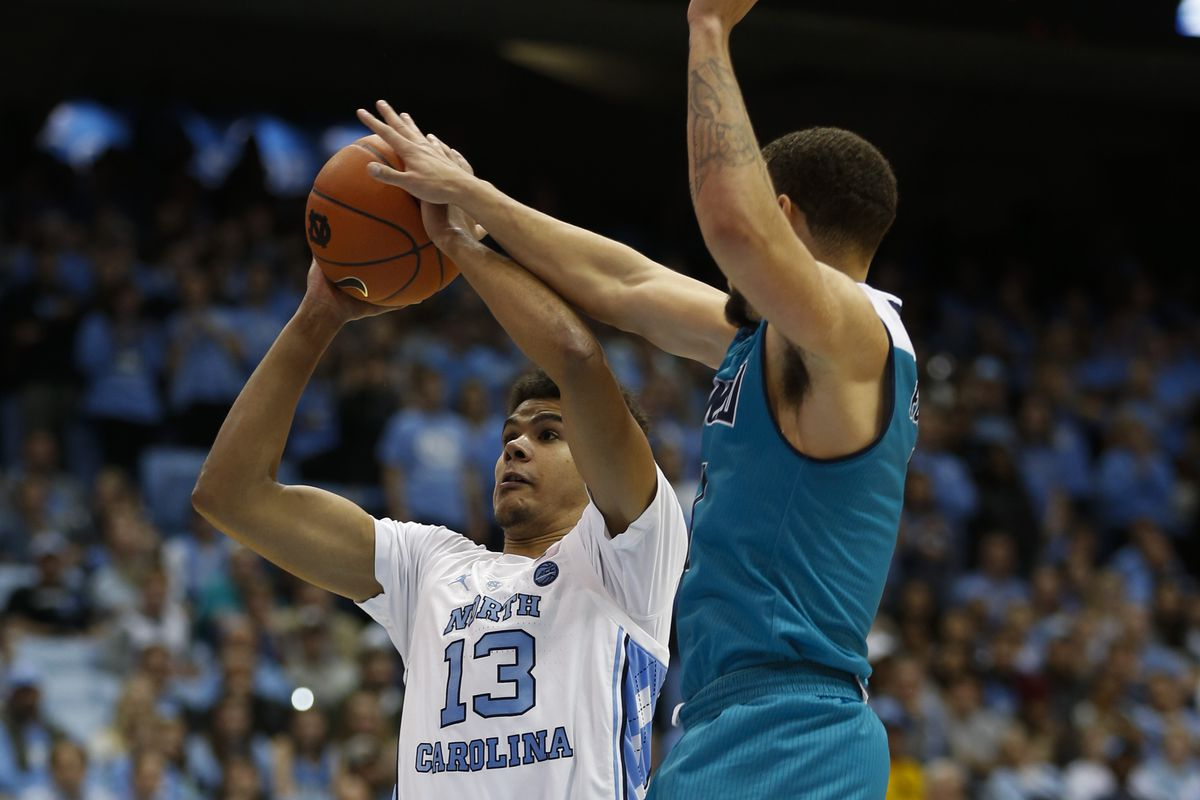 UNC Basketball vs. UNCW - Player of the Game: Cameron ...