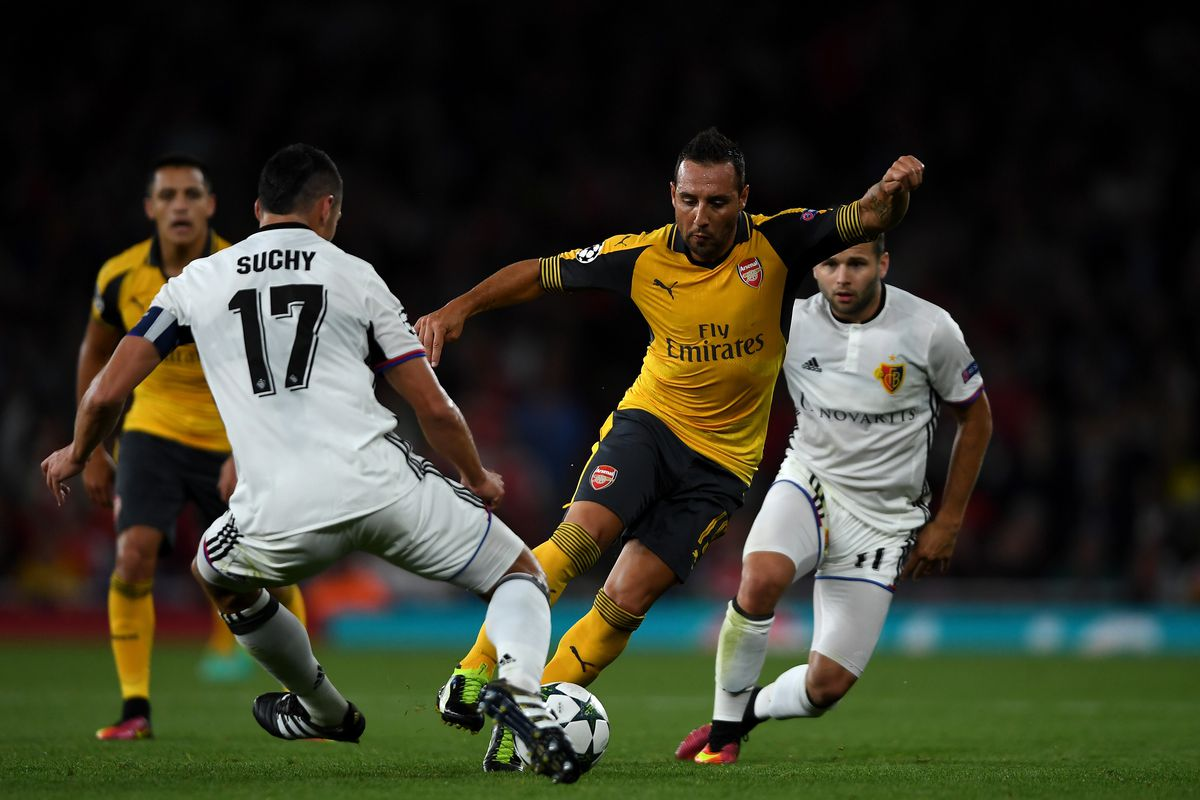 Huge blow for Arsenal as Cazorla injury timeline confirmed