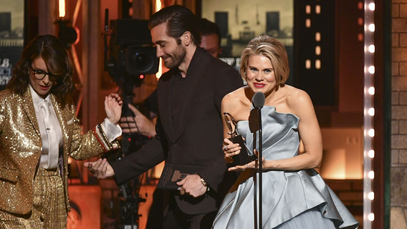 Hadestown' leads Tony awards, nets rare female director