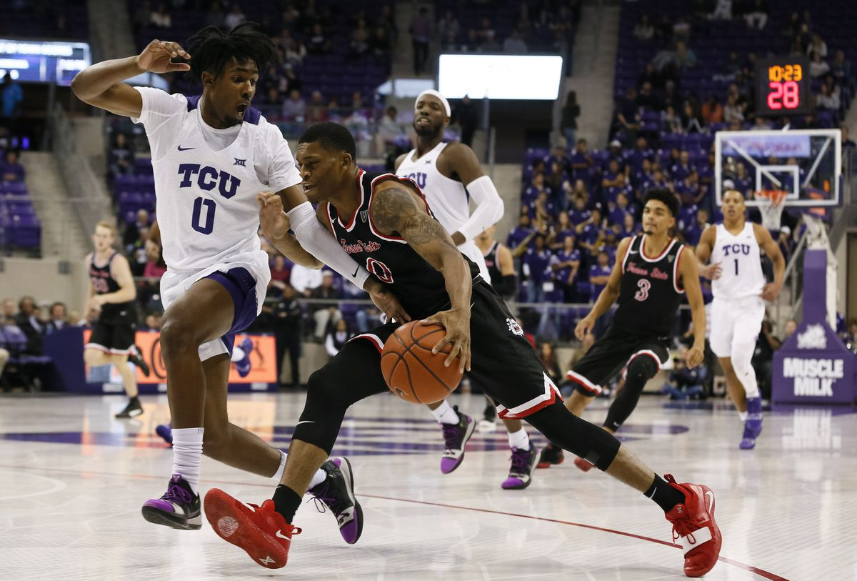 NCAA Basketball: Fresno State at Texas Christian