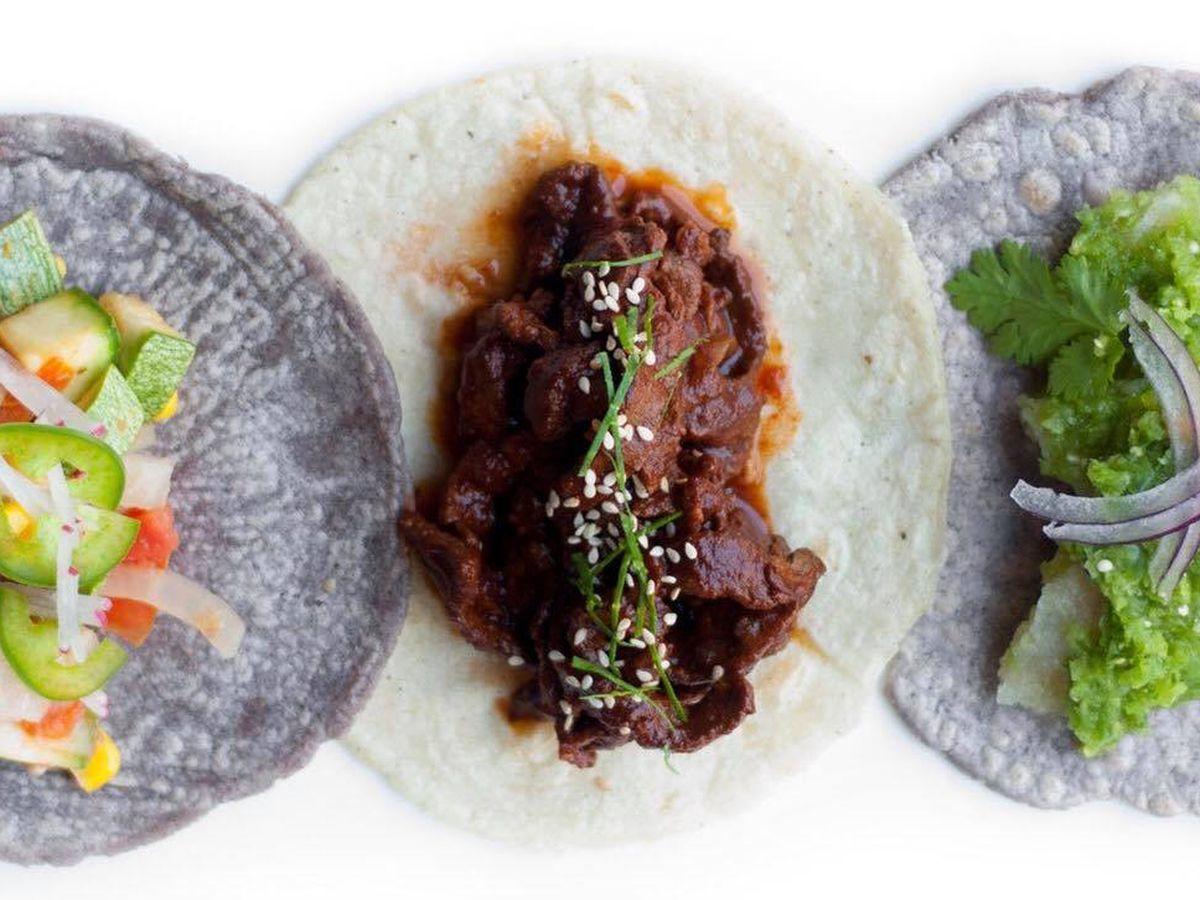 Tacos from Mi Morena