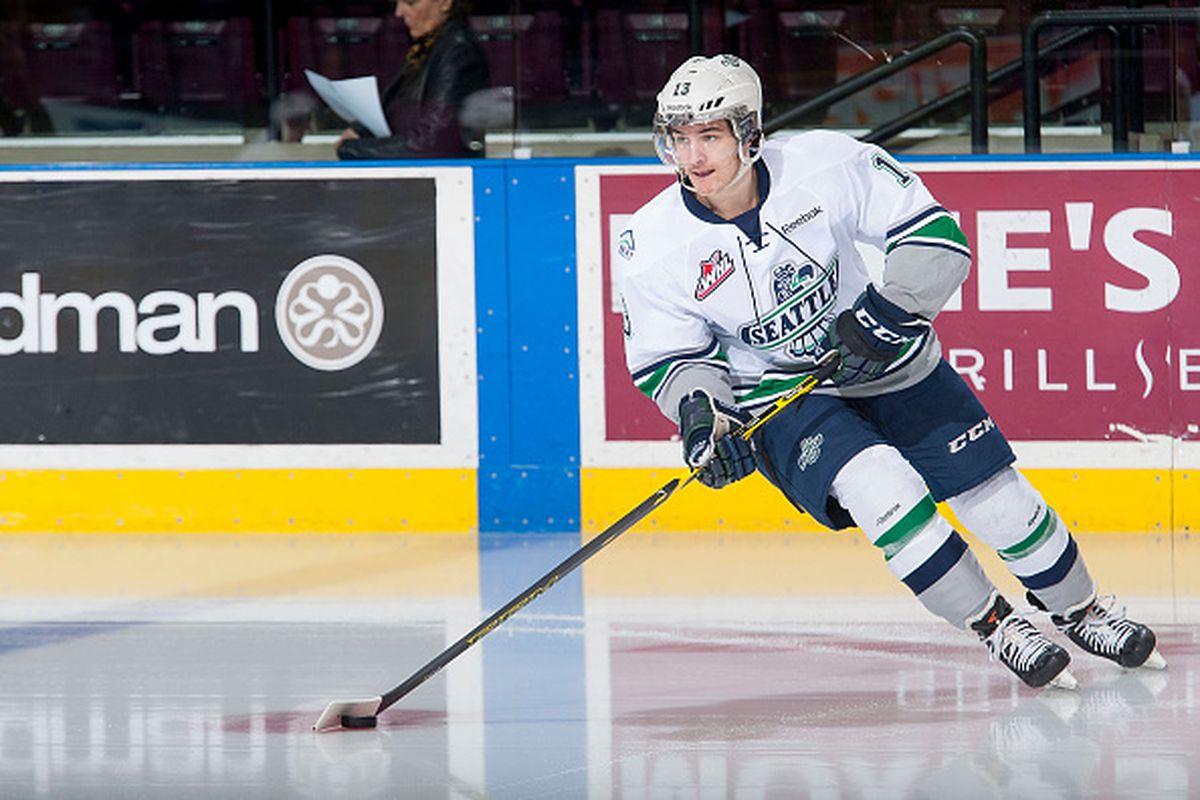 best website dc660 c6fa1 NHL draft 2015: Mathew Barzal takes the No. 7 spot on the ...