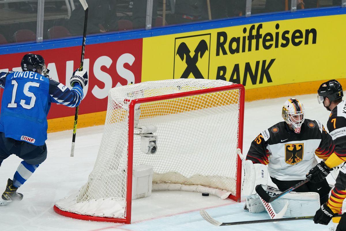 Ice Hockey World Championship: Finland - Germany