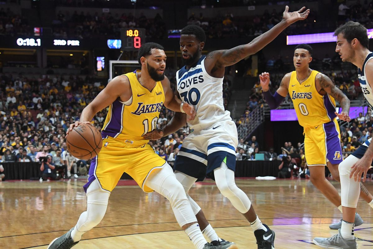 Lakers Vs. Timberwolves: Christmas Day Start Time, TV