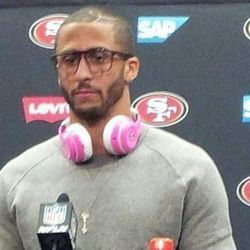 """The Niners may have struggled this season, but you guys love reading about QB <b>Colin Kaepernick</b>. Yes, the NFL  slapped Kaepernick with a <a href=""""http://sf.racked.com/archives/2014/10/09/kaepernick-beats-by-dr-dre.php"""">$10,000 fine</a> for wearing h"""
