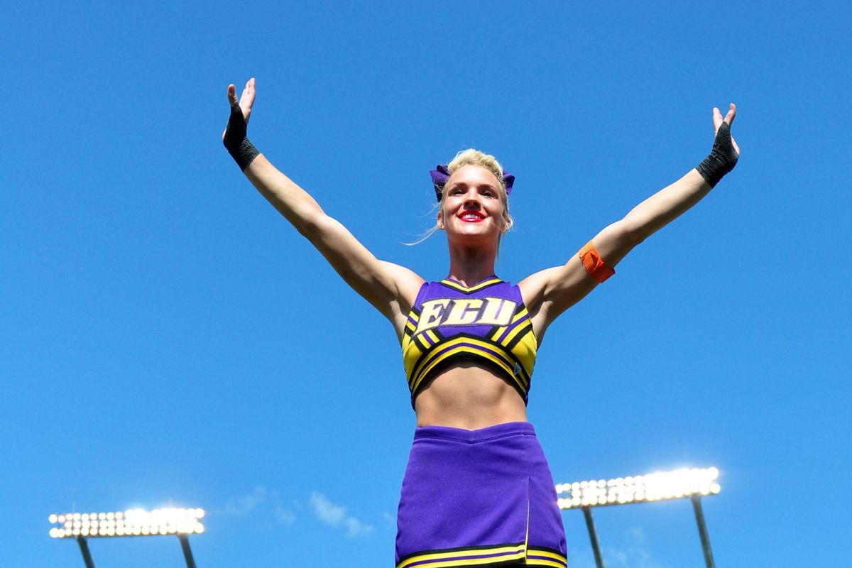 This isn't a picture of Jeff Hoffman but at least it is East Carolina