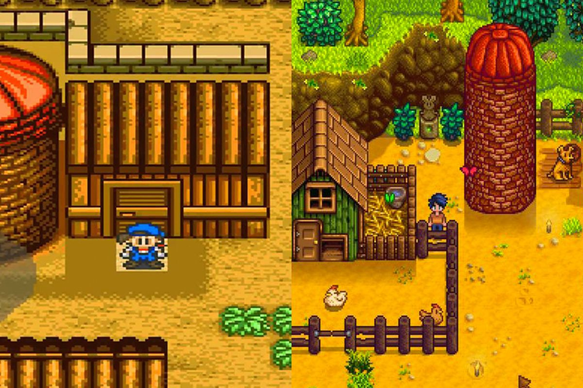 Home Design Story Game Play Online Stardew Valley Harvest Moon And How Wholesome Games