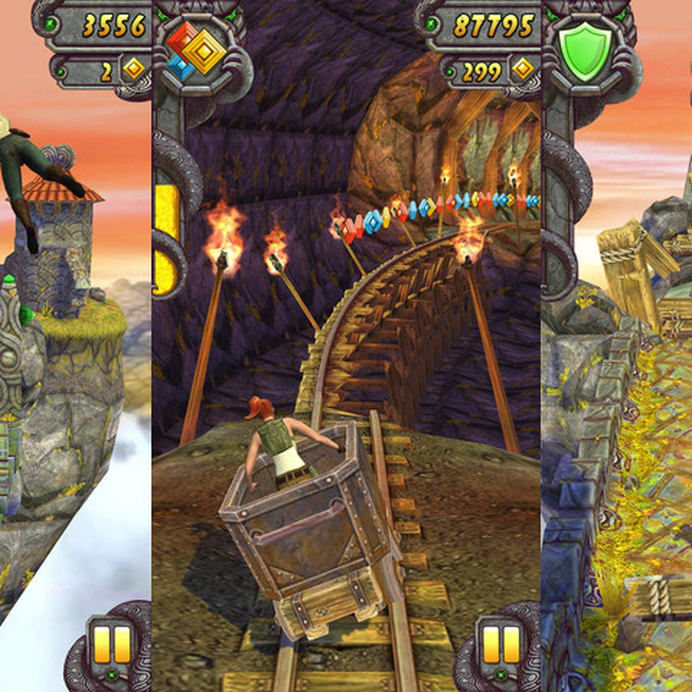 newest 63e70 20585  Temple Run 2  coming to Android next week, iOS download available now