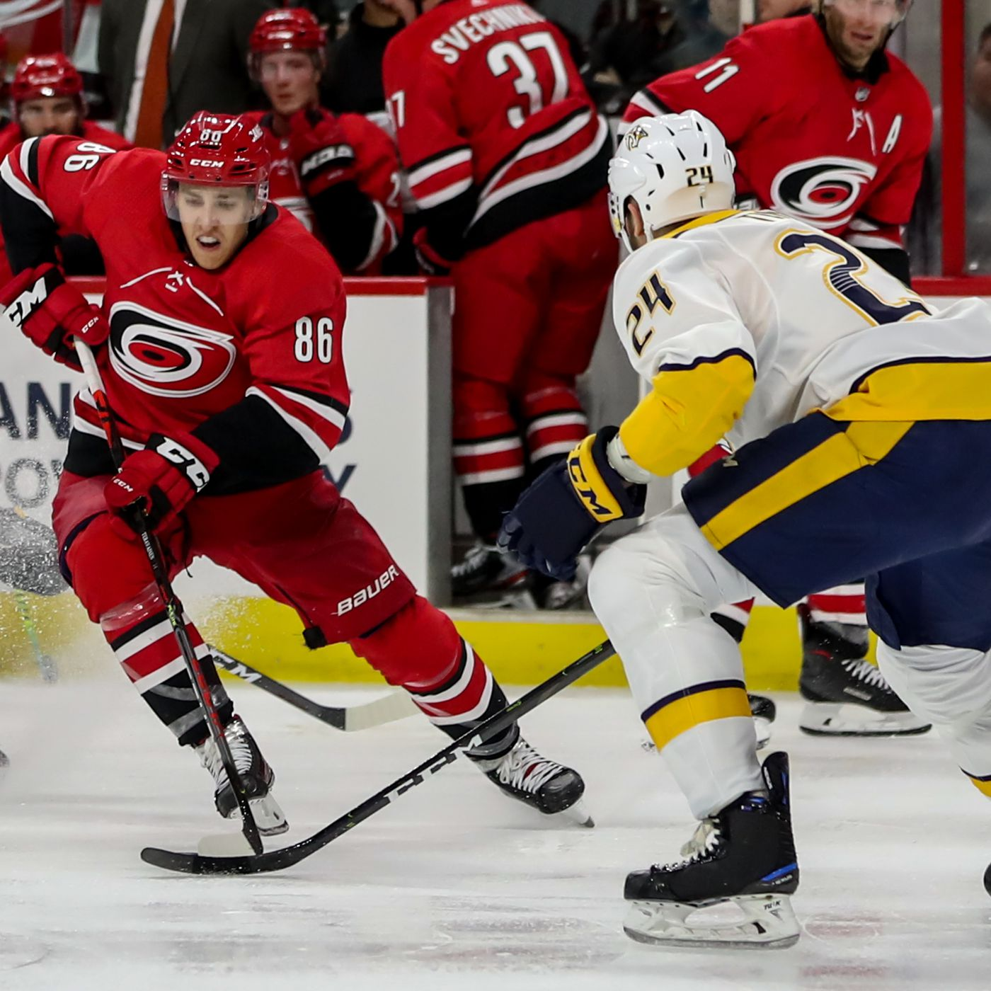 Nashville Predators At Carolina Hurricanes Lineups Schedule Time How To Watch Discussion Canes Country