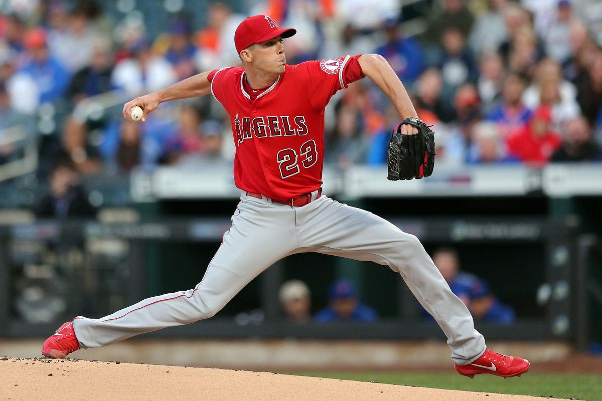MLB: Los Angeles Angels at New York Mets