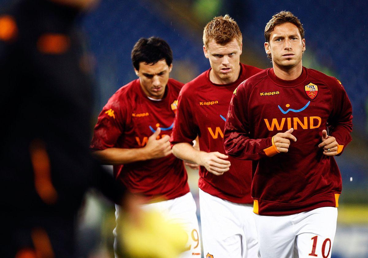 AS Roma v ACF Fiorentina - Serie A