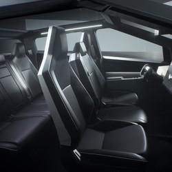 Tesla Cybertruck Elon Musk Announces Electric Pickup Truck