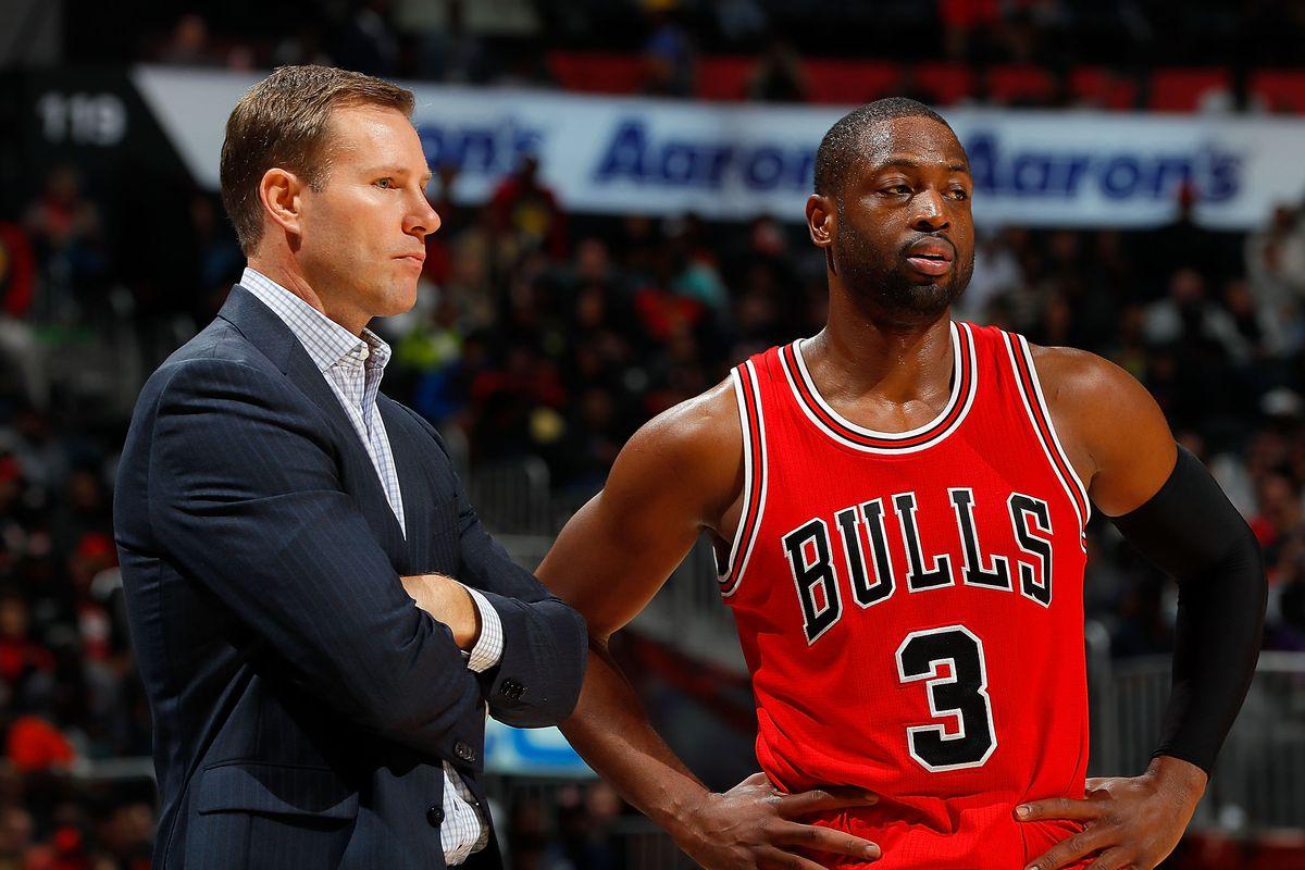 Chicago Bulls v Atlanta Hawks