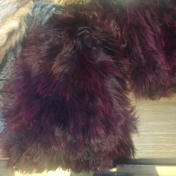 Fur beanies, $70. No, these aren't in-season, but you'll want one in the winter.
