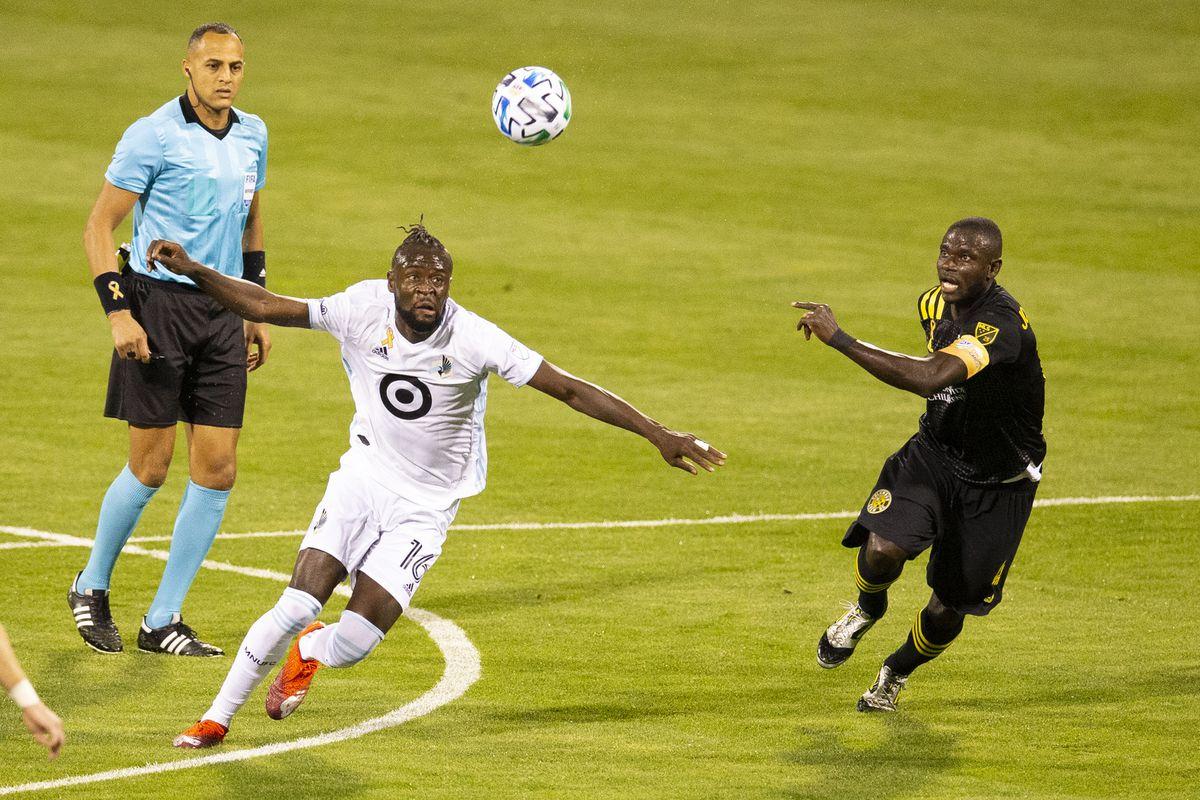 MLS: Minnesota United FC at Columbus Crew SC