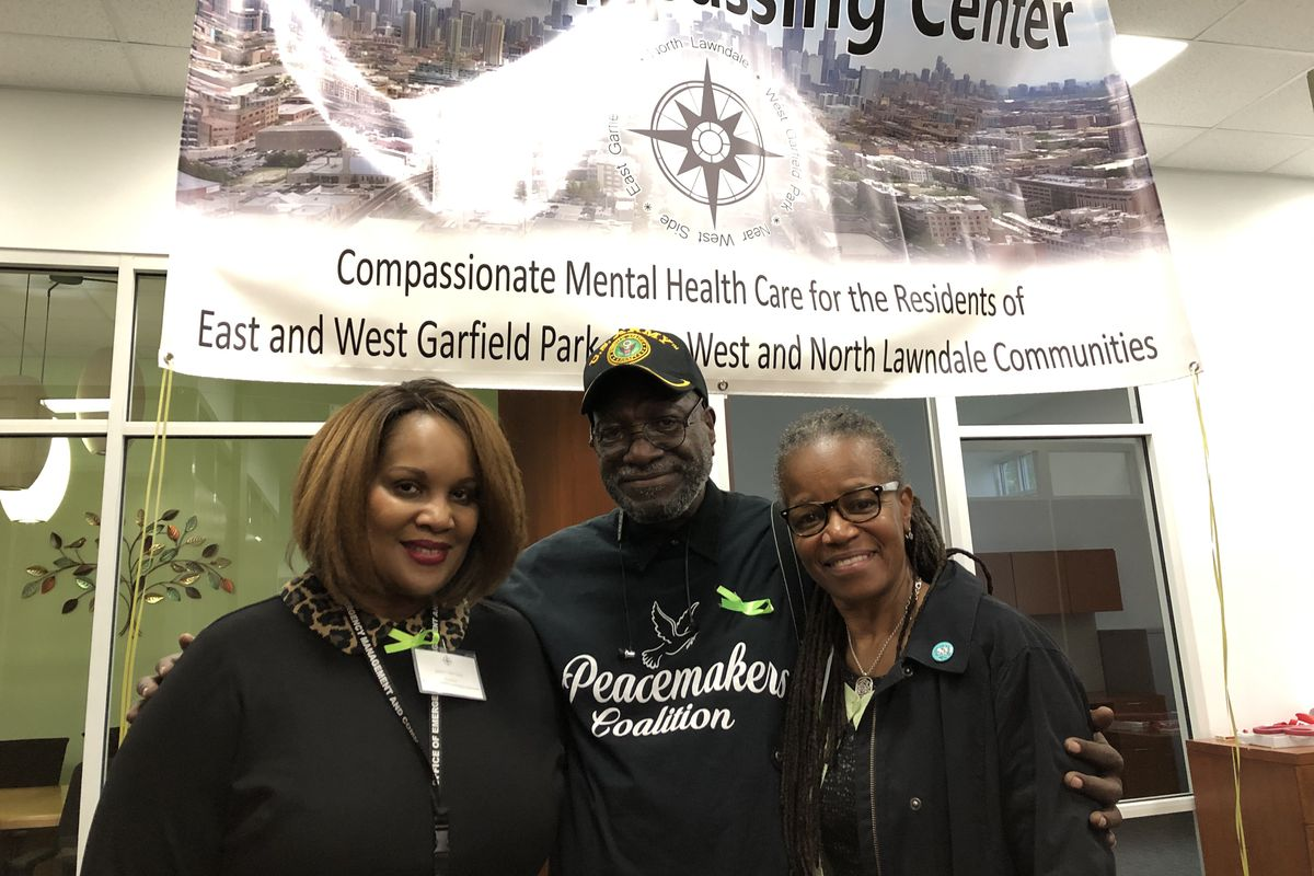 """""""Long journey"""" to add West Side mental health center reaches destination with facility serving North Lawndale…"""