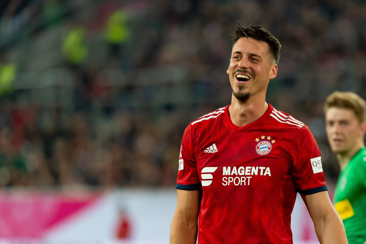 Bayern Munich S Sandro Wagner Excited About His New Adventure In