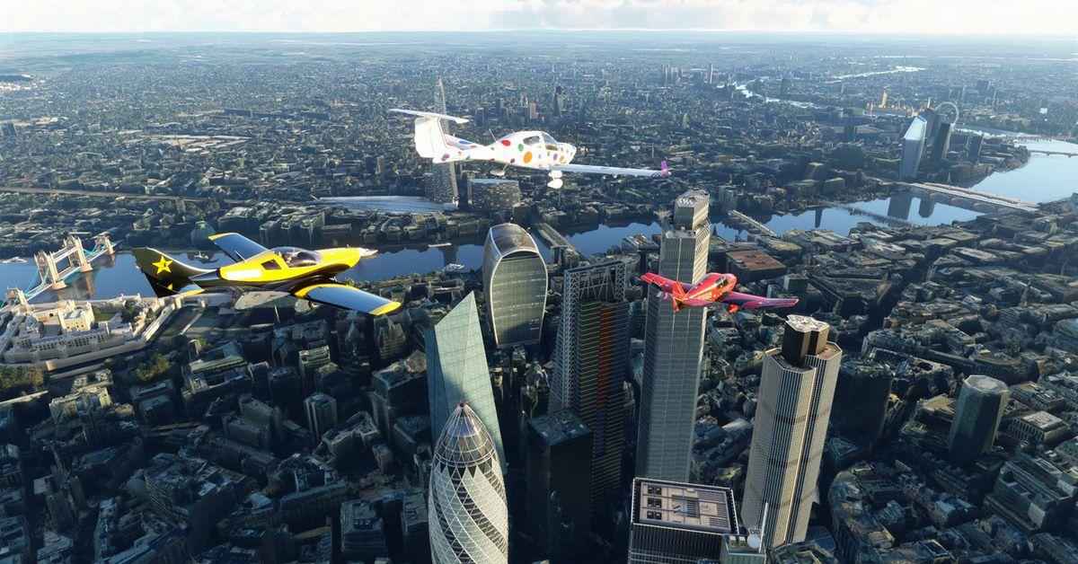Microsoft Flight Simulator is an impressive Xbox Series X workout