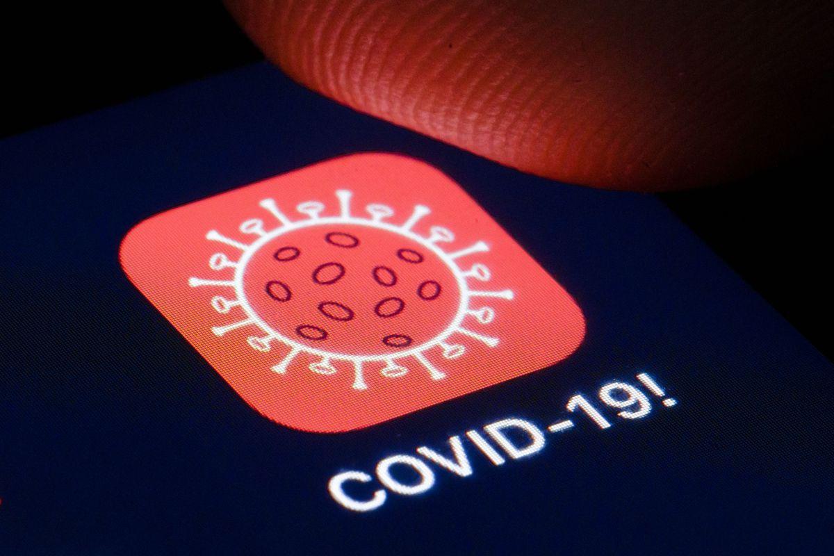 Tracking App Covid-19!
