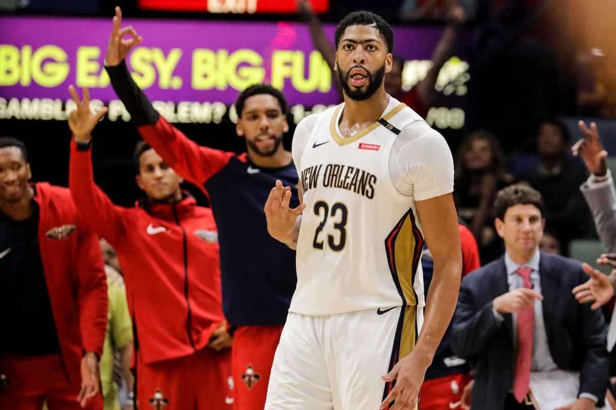 New Orleans Pelicans Grind Out 116 109 Victory Over Los