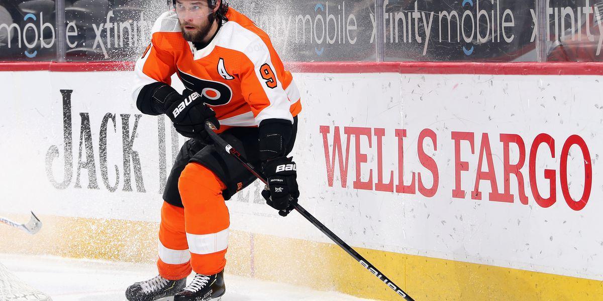 Flyers Top 25 Under 25, No. 3: Ivan Provorov
