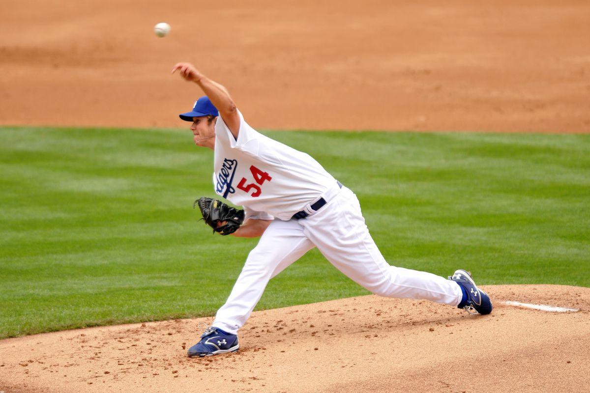 MLB: MAY 25 Cardinals v Dodgers