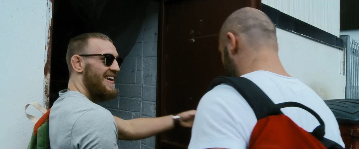 4a1dac9869941 Conor McGregor: Notorious' review - MMA Fighting