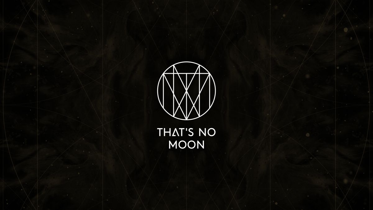 That's No Moon development studio's logo